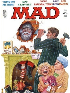 Go to MAD Magazine #224 • Great Britain