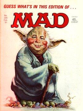 MAD Magazine #226 • Great Britain