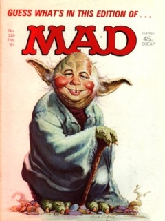 Go to MAD Magazine #226 • Great Britain