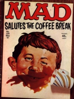 Go to MAD Magazine #229 • Great Britain