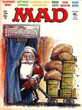 MAD Magazine #236 • Great Britain