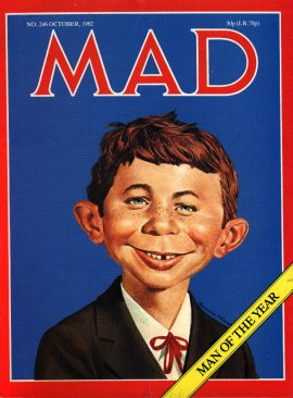 MAD Magazine #246 • Great Britain