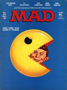 MAD Magazine #247 • Great Britain