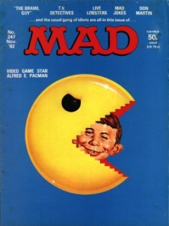 Go to MAD Magazine #247 • Great Britain