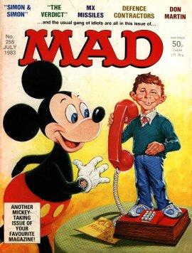 MAD Magazine #255 • Great Britain
