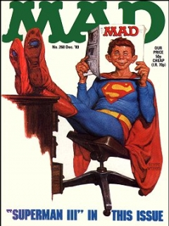 MAD Magazine #260 (Great Britain)