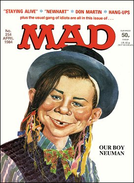 MAD Magazine #264 • Great Britain