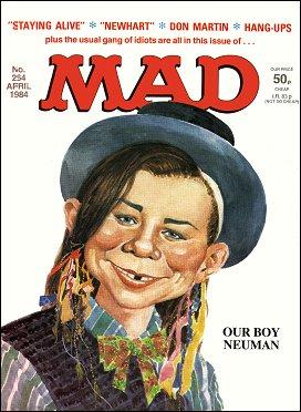 MAD Magazine #264 • Great Britain