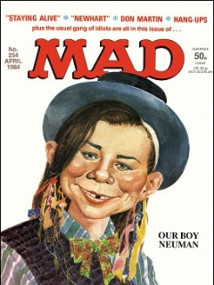 Go to MAD Magazine #264 • Great Britain