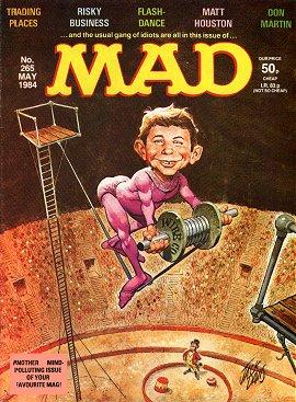 MAD Magazine #265 • Great Britain