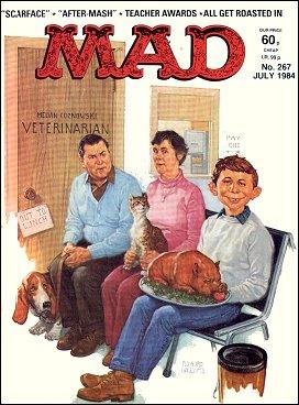 MAD Magazine #267 • Great Britain