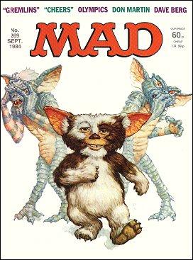 MAD Magazine #269 • Great Britain