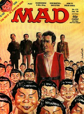 MAD Magazine #272 • Great Britain