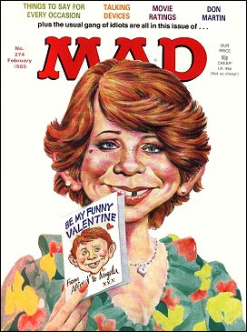 MAD Magazine #274 • Great Britain
