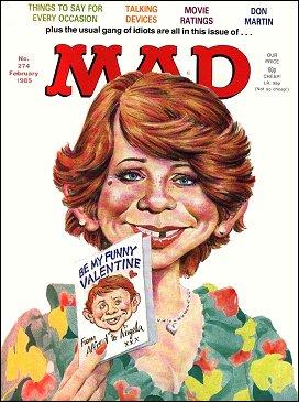 MAD Magazine #274 • Great Britain