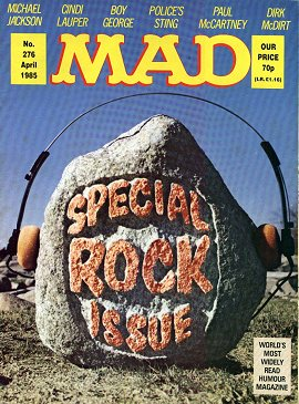 MAD Magazine #276 • Great Britain