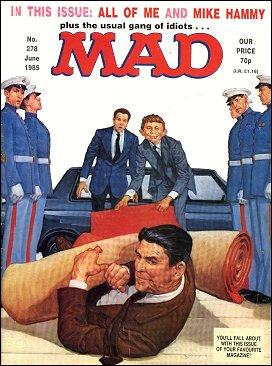 MAD Magazine #278 • Great Britain