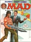 British MAD Magazine #284