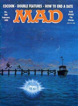 MAD Magazine #286 • Great Britain