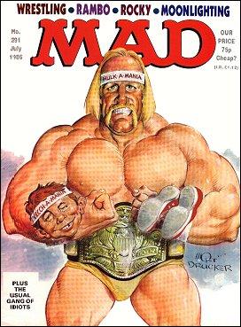 MAD Magazine #291 • Great Britain