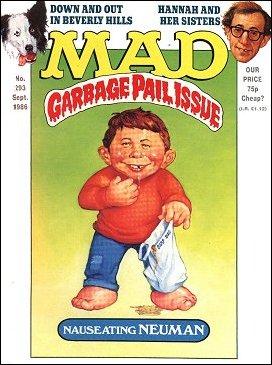 MAD Magazine #293 • Great Britain