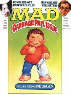 Go to MAD Magazine #293 • Great Britain