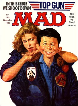 MAD Magazine #295 • Great Britain