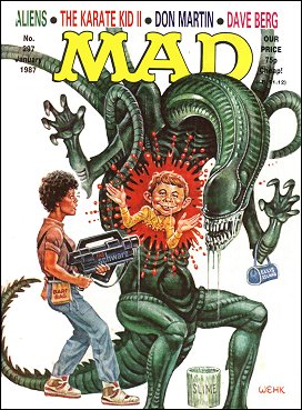 MAD Magazine #297 • Great Britain