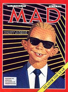MAD Magazine #299 • Great Britain