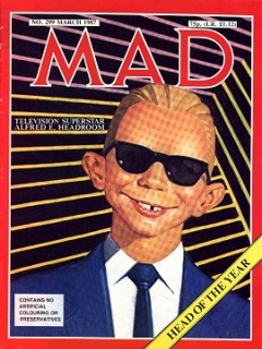 Go to MAD Magazine #299 • Great Britain