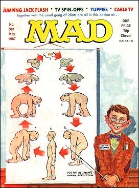 MAD Magazine #301 • Great Britain