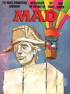 Go to MAD Magazine #304 • Great Britain
