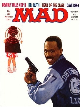 MAD Magazine #308 • Great Britain
