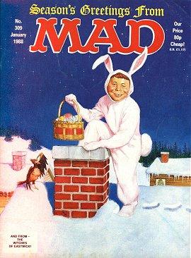 MAD Magazine #309 • Great Britain
