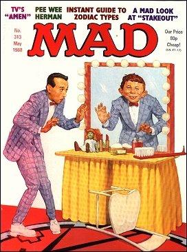MAD Magazine #313 • Great Britain