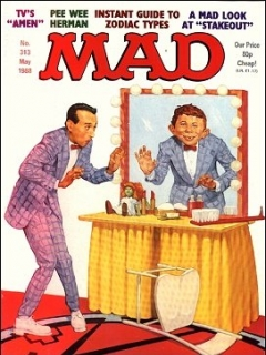 Go to MAD Magazine #313 • Great Britain
