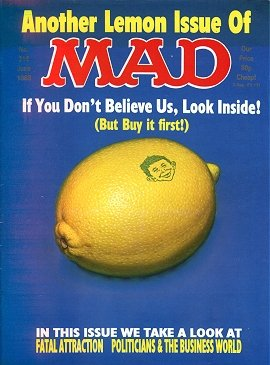 MAD Magazine #314 • Great Britain