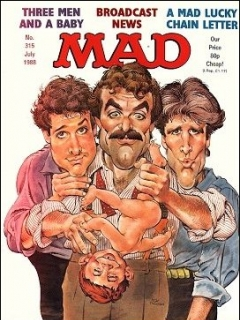 Go to MAD Magazine #315 • Great Britain