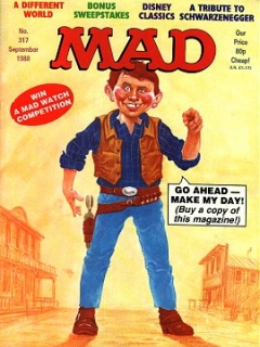 Go to MAD Magazine #317 • Great Britain