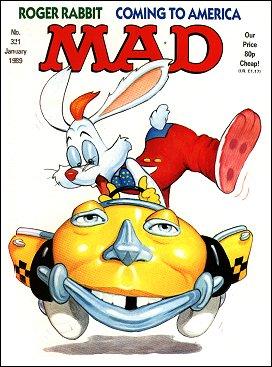 MAD Magazine #321 • Great Britain