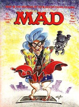 MAD Magazine #322 • Great Britain