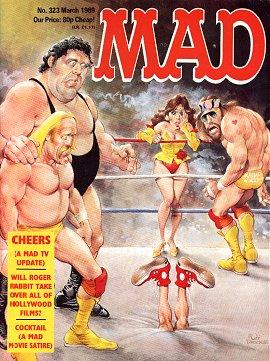 MAD Magazine #323 • Great Britain