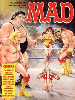 Go to MAD Magazine #323 • Great Britain