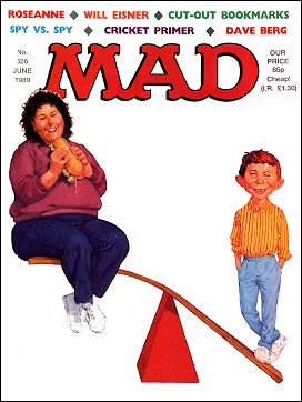MAD Magazine #326 • Great Britain