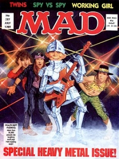 Go to MAD Magazine #327 • Great Britain