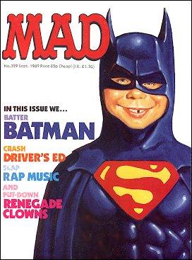 MAD Magazine #329 • Great Britain