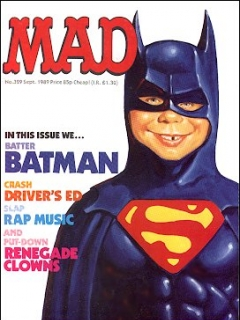 MAD Magazine #329 (Great Britain)