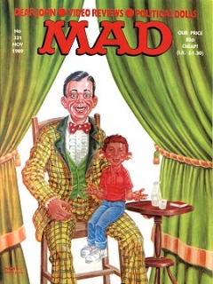 Go to MAD Magazine #331 • Great Britain