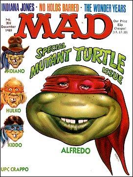 MAD Magazine #332 • Great Britain