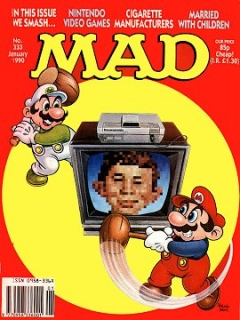 Go to MAD Magazine #333 • Great Britain